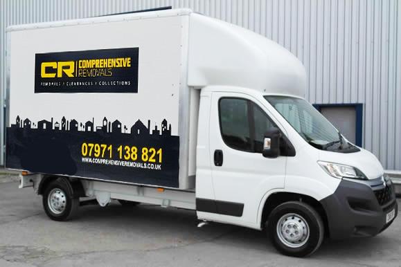 luton van removals hire romford